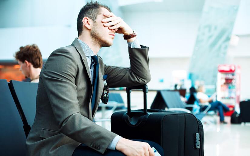 ביטול טיסה