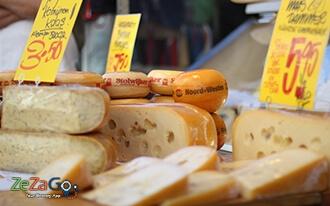 מפעל הגבינות בוולנדם - Cheese Factory Volendam