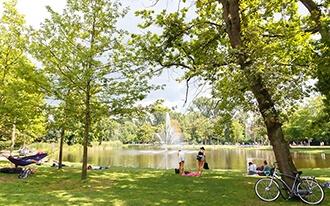 וונדלפארק - Vondelpark