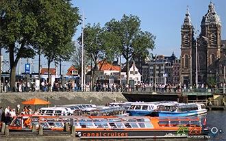 שייט תעלות באמסטרדם - Amsterdam Canal Cruises