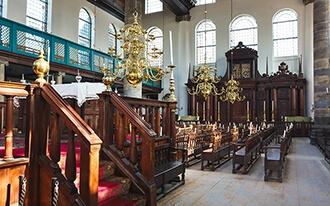 בתי כנסת באמסטרדם