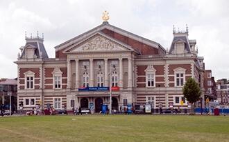 בית הקונצרט - The Concertgebouw