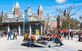 כיכרות באמסטרדם