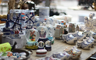 שוק הרחוב המערבי - Westerstraat Market