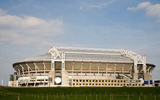 אצטדיון ארנה באמסטרדם - Amsterdam Arena