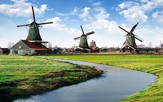 אמסטרדם יעד מועדף לטיול עם ילדים
