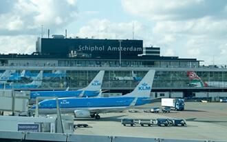 שדה התעופה סכיפהול - Schiphol