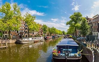 בתי סירה באמסטרדם - Boat House Amsterdam