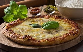פיצה כשרה באמסטרדם - Pizza&Co