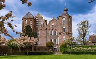 ארמונות בהולנד