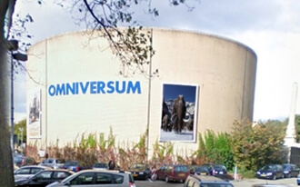 אומניברסום - חוויה קולנועית של IMAX