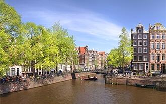 החיים בהולנד