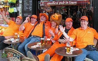 פסטיבל מונדיאל באמסטרדם