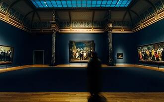 חדר בריחה של רייקסמוזיאום - אטרקציה מאתגרת שכבשה את אמסטרדם