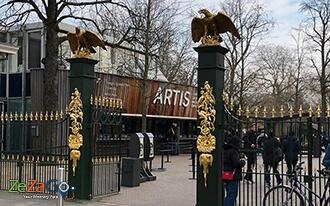 גן החיות ארטיס באמסטרדם - Artis Zoo Amsterdam