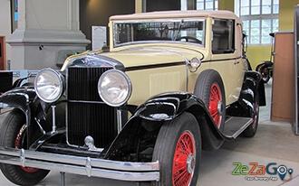 מוזיאון המכוניות ההיסטורי בחיטהורן - HistoMobil