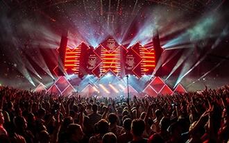 אמסטרדם מיוזיק פסטיבל 2018 - AMF - Amsterdam Music Festival