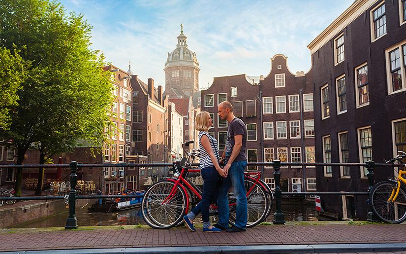 המלצות רומנטיות שאמסטרדם מציעה ביום האהבה