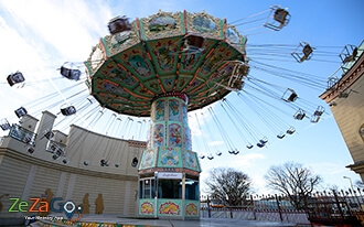 פארק השעשועים דריבליט - Familiepark Drievliet