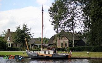 מוזיאון החווה בחיטהורן - Museum Giethoorn