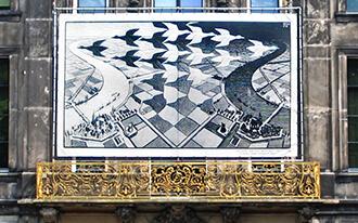 המוזיאון של אֶשֶר בארמון - Escher in Het Paleis