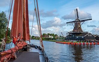טיולים מיוחדים - לראות את הולנד מנקודת מבט אחרת