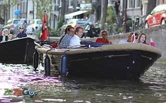 סירת החברים של אמסטרדם - Friend Ship Amsterdam