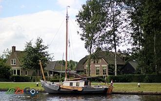שייט בהולנד